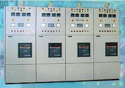 Transformer Control Relay Panel