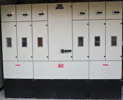 Three Phase Electrical Control Panels, Operating Voltage: 400 - 440 V, IP Rating: IP40