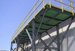Operator''s Antiskid Platform Grating