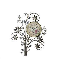 Wall Clock G7318, Bronze