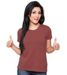 Ladies Blank T-Shirt