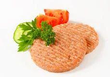 Chicken Burger Tikki