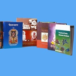 Book Cover Printing Services