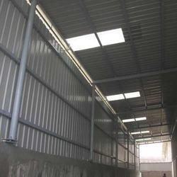 Commercial Prefabricated Building Structure