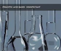 Peracetic Acid Based Disinfectant Chemical
