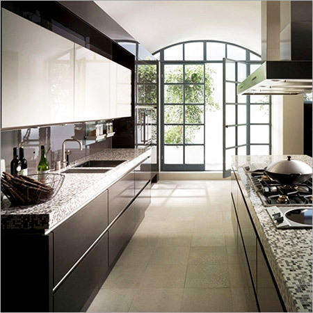 Parallel Modular Kitchen At Rs 550 Square Feet Modern Kitchen