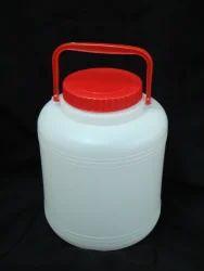 10 kg Round Jars