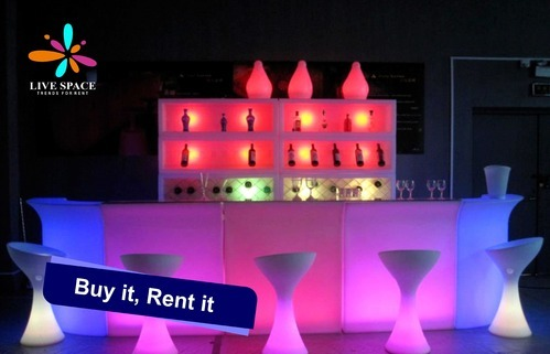Ordinaire Led Bar Rechargeable With Remote