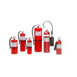 Refilling of Fire Extinguisher CO2