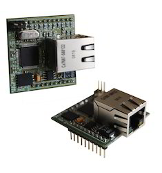 Serial Gateway to Ethernet Device