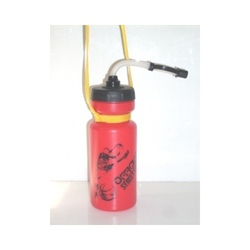 Sporty Big Belt Water Bottles with Boxing Cap