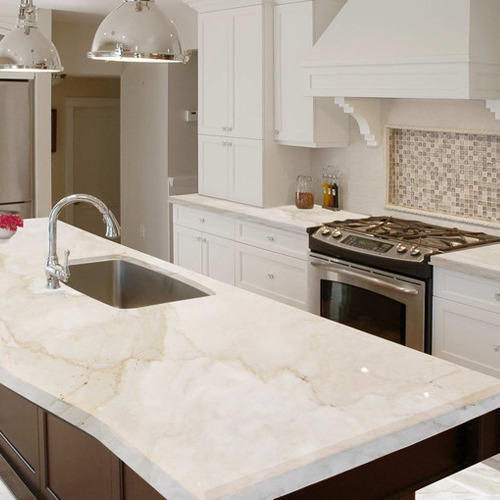 Marble Kitchen Countertop At Best Price