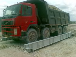 Pitless Weighbridge for Mines