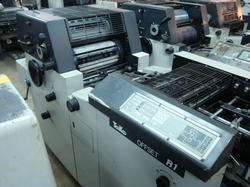 Used Toko R1 Mini Offset Printing Machine