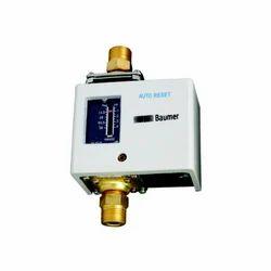 Baumer Pressure Switch Differential