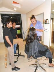 Cutting Spa Services