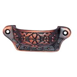 Jucal Brass Drawer Pull