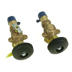 Gauge Glass Valves