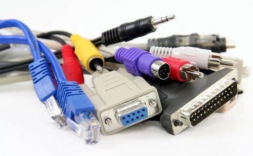 Computer Cables, Connectors & Converters - P. D. Enterprises, Nashik ...
