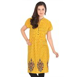 Printed Cotton Kameez