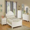 Masa Gaia White Bedroom Furniture Set, For Home, Hotel