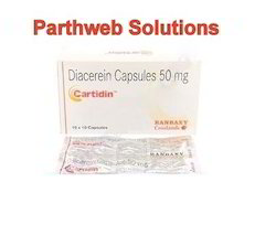 Cartidin (Diacerein Capsules)