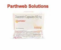 Cartidin (Diacerein Capsules), Prescription