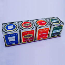 Homewood 4 in 1 Nilgiri Choice Gift Pack (70 Gms 4Tin Pack)