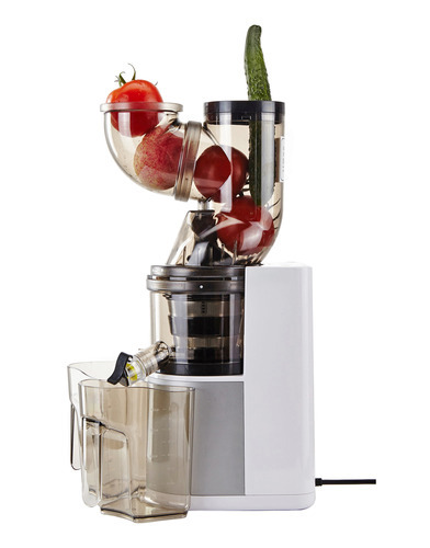 Commercial Appliances Wide Mouth Masticating Full Apple