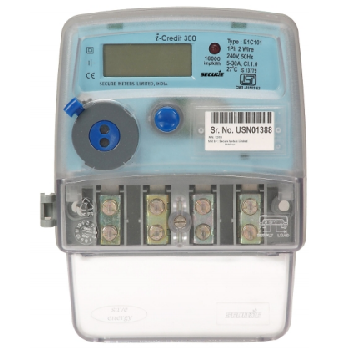 Single Phase Electronic Meter