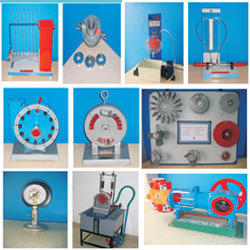 Fluid Mechanics & Hydraulic Machines Models