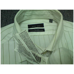 Men Shirt Label