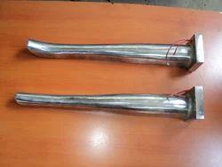 Boot Ironing Aluminium Mould