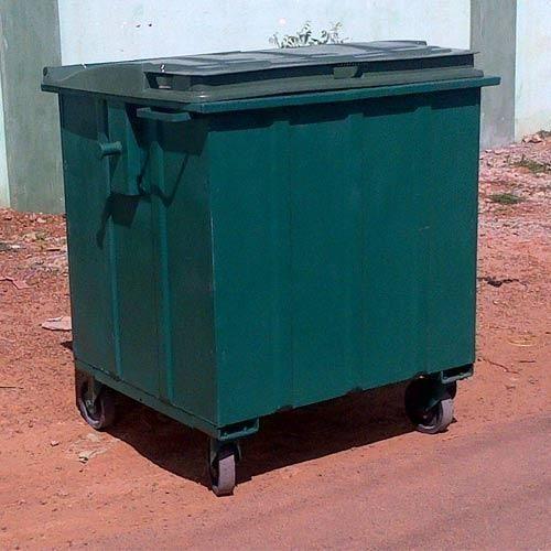 Garbage Bins Metal Bins With Lids Manufacturer From Chennai