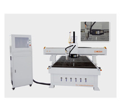 Multi-Head Woodworking CNC Machine