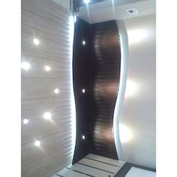 PVC Latest Elastic Wall Panel