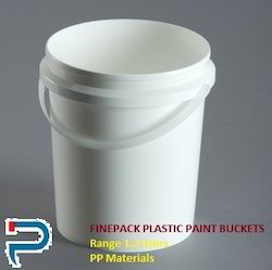 Injunction Mold Plastic Paint Pails