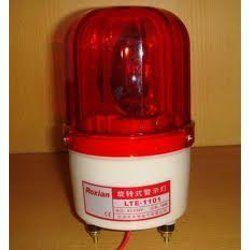 LED Red Revolving Light