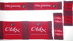 Satin Textile Washcare Labels
