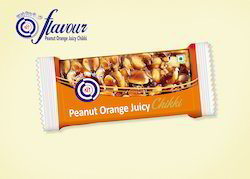 Peanut Orange Chikki