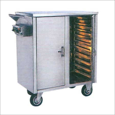 Stainless Steel Trolley Hot Food Trolley Manufacturer