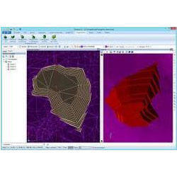 E Survey Topographic Software