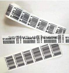 Barcode Plain & Pre Printed Labels