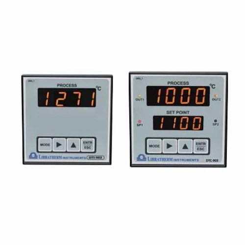 Temperature Controllers Indicator