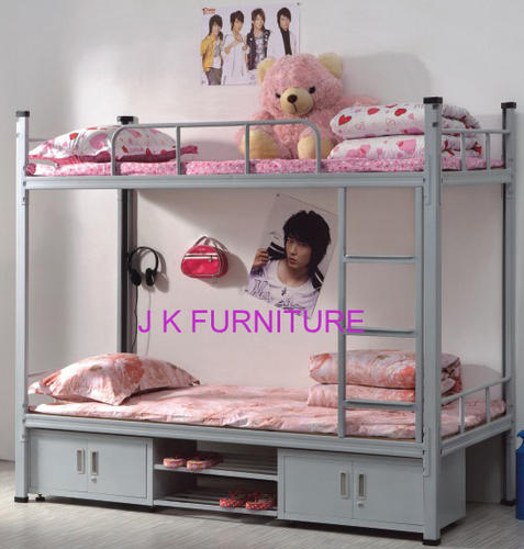 Stainless Steel Bunker bed, Without Box