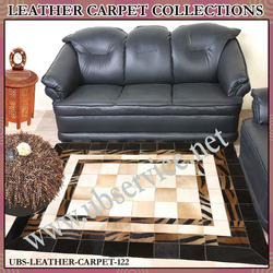 Leather Carpet Collection