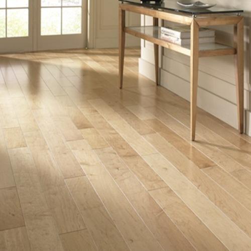 Wooden Flooring Maple Wood