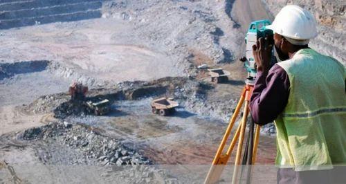 Mining Survey In Thokar Ayad Road Udaipur Traverse Private