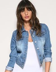 Ladies Denim Jackets - View Specifications & Details of Ladies ...