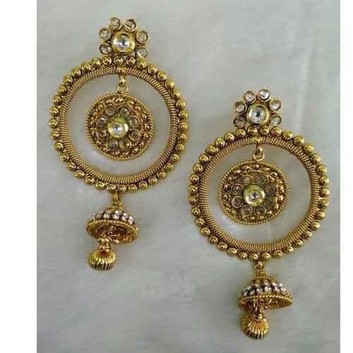 Small Design Earrings At Rs 510 Piece S Studded